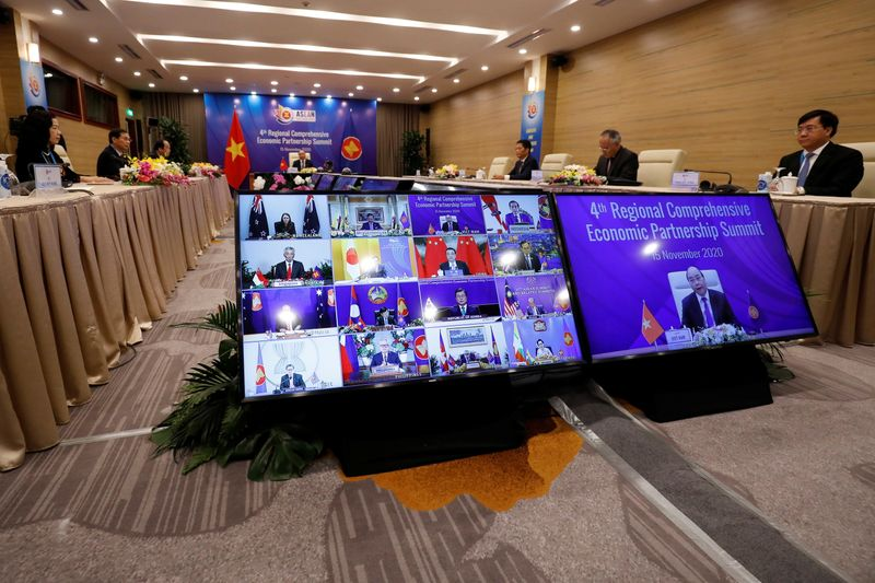 © Reuters. ASEAN Summit in Hanoi