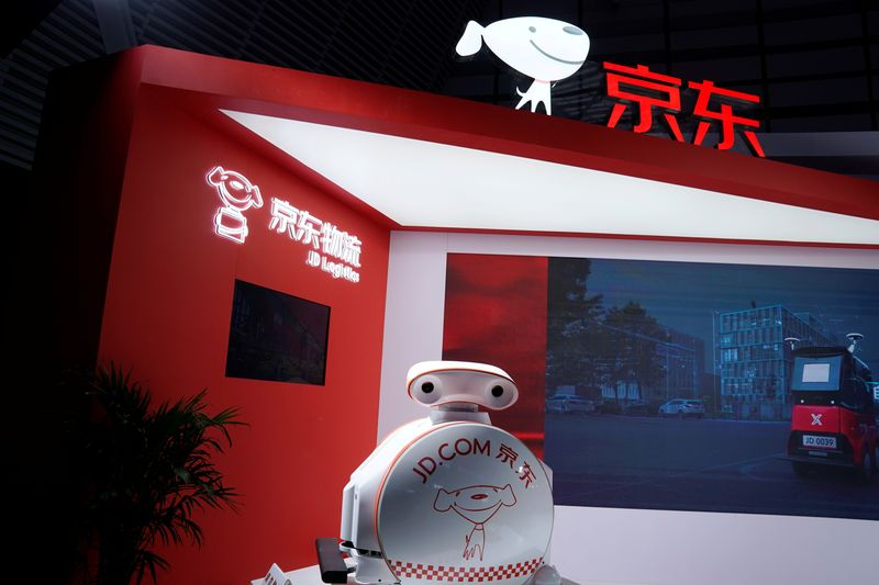 中国JDドットコム、第3四半期利益が予想上回る ネット販売好調