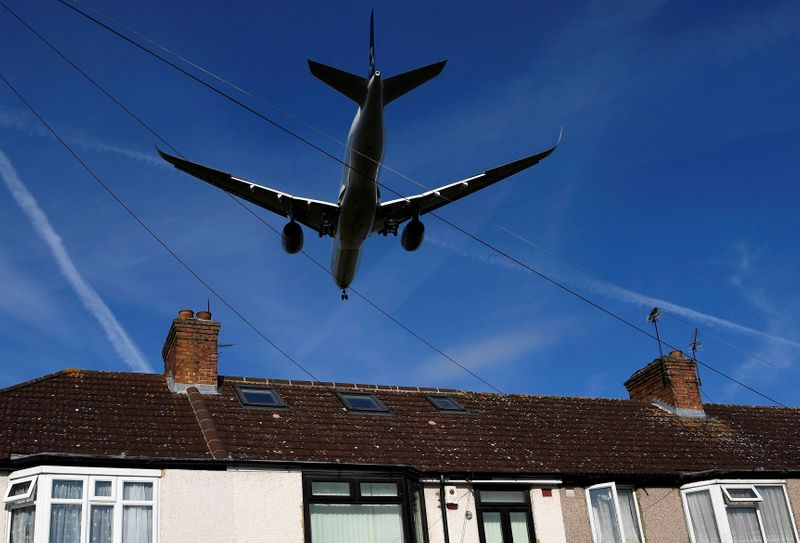IATA Travel restrictions challenge vaccine rollout, airlines warn By Reuters