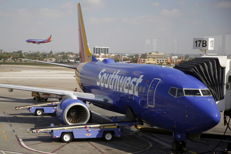 Southwest CEO says airline is not looking to expand its fleet