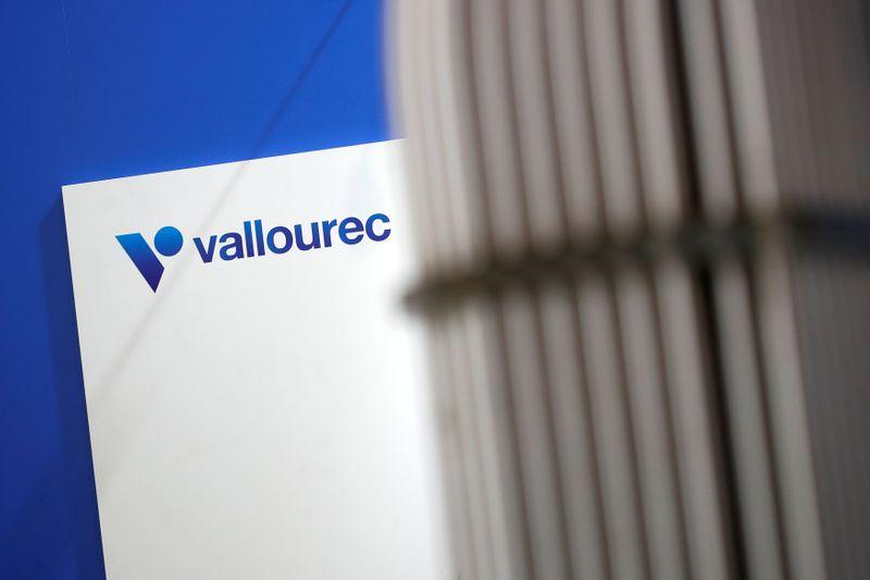 © Reuters. VALLOUREC VEUT CONVERTIR PLUS DE LA MOITIÉ DE SA DETTE EN CAPITAL