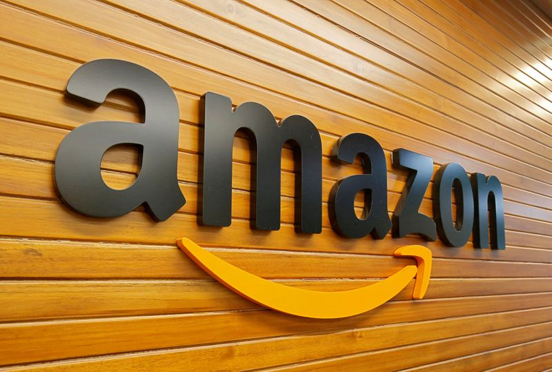 © Reuters. AMAZON EST À SUIVRE À LA BOURSE DE NEW YORK