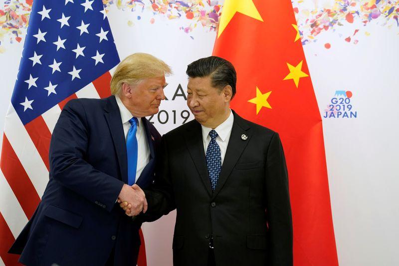 中国軍関連企業への投資禁じる米大統領令、影響は限定的との見方