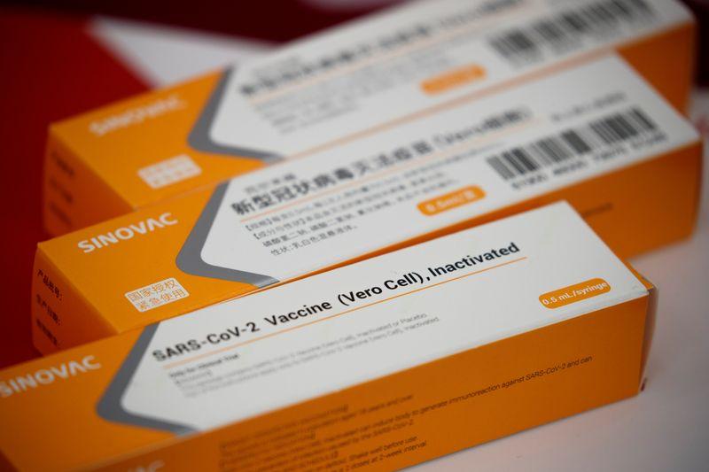 Вакцина китайской Sinovac показывает обнадеживающие результаты -- The Lancet