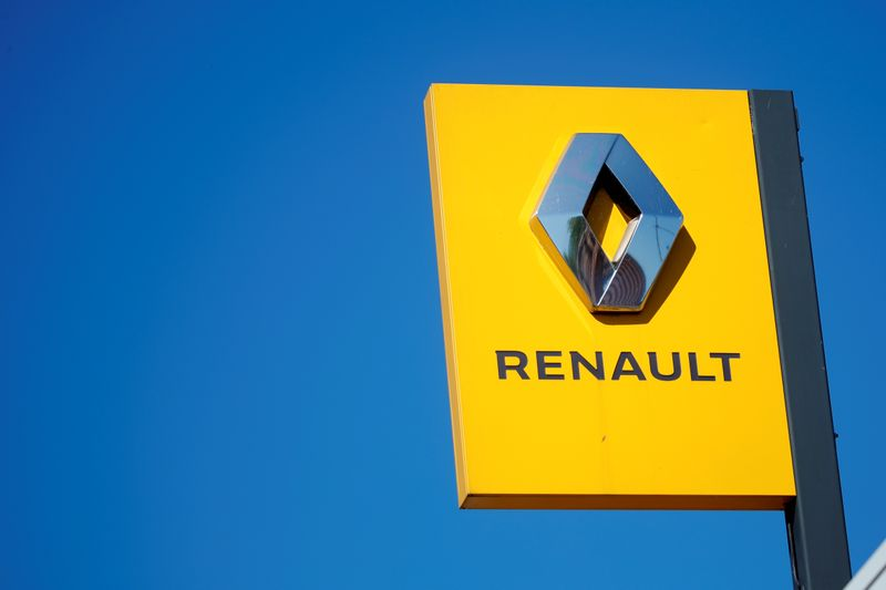 © Reuters. RENAULT: LE TECHNOCENTRE RESTERA UNE