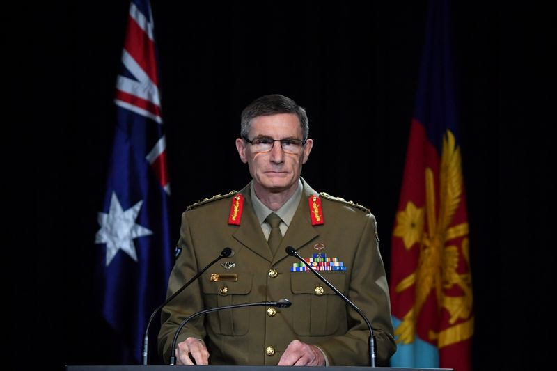 Australia defense chief pledges changes after damning Afghanistan report