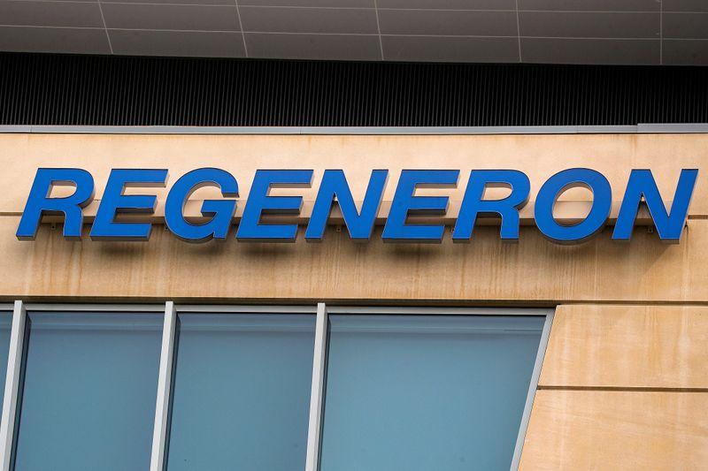 © Reuters. CORONAVIRUS/USA: LA FDA AUTORISE L'UTILISATION DU TRAITEMENT DE REGENERON
