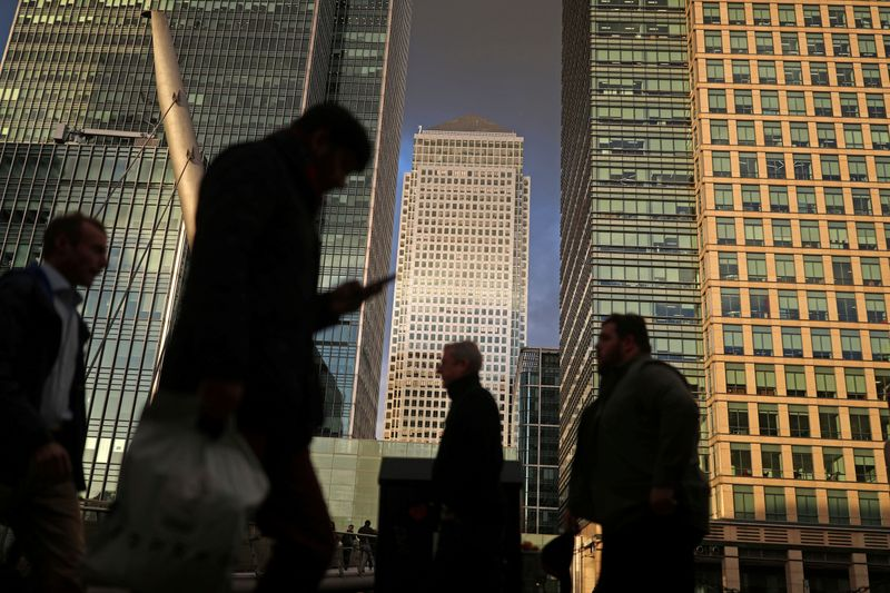 UK economy shrinks as new lockdown shuts services firms: PMI