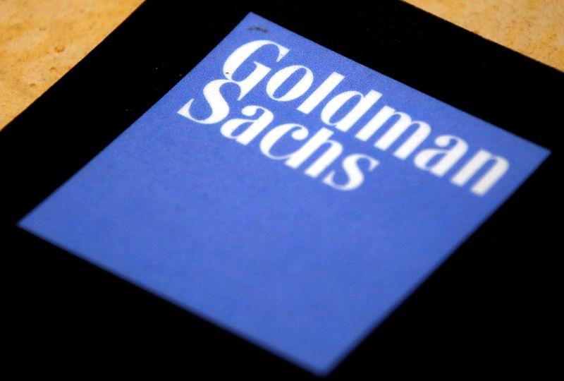 © Reuters. BREXIT: GOLDMAN SACHS VA OUVRIR UNE PLATE-FORME DE TRADING À PARIS
