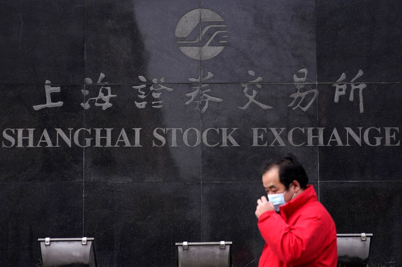 Asian shares slip as investors pause for breath after massive rally By Reuters