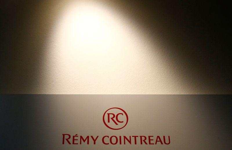 © Reuters. REMY COINTREAU VISE UNE CROISSANCE ORGANIQUE DE SON ROC ANNUEL