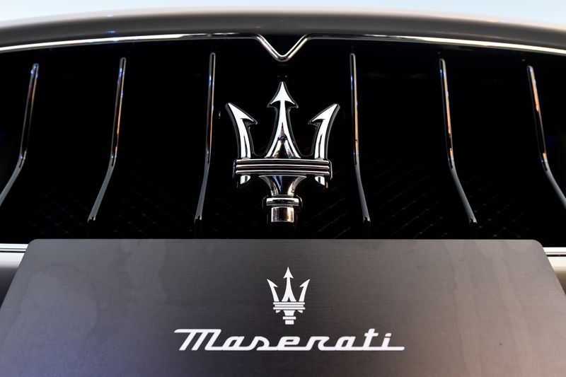 Maserati to electrify entire line-up in next five years - CEO