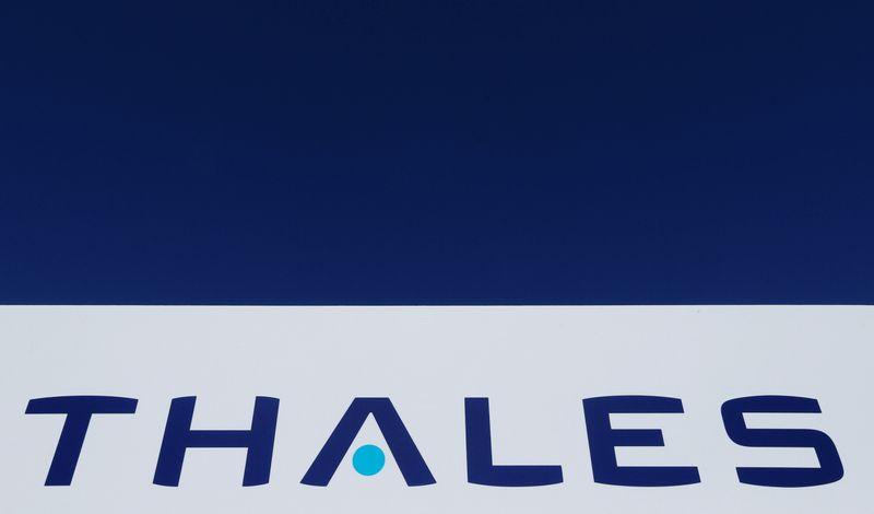 © Reuters. THALES VA FOURNIR À PARIS ET LONDRES UN SYSTÈME AUTONOME DE LUTTE ANTI-MINES