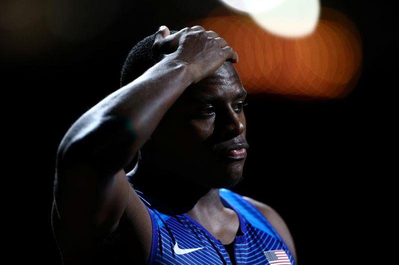 © Reuters.  FOTO DE ARCHIVO: Campeonato Mundial de Atletismo - Doha 2019