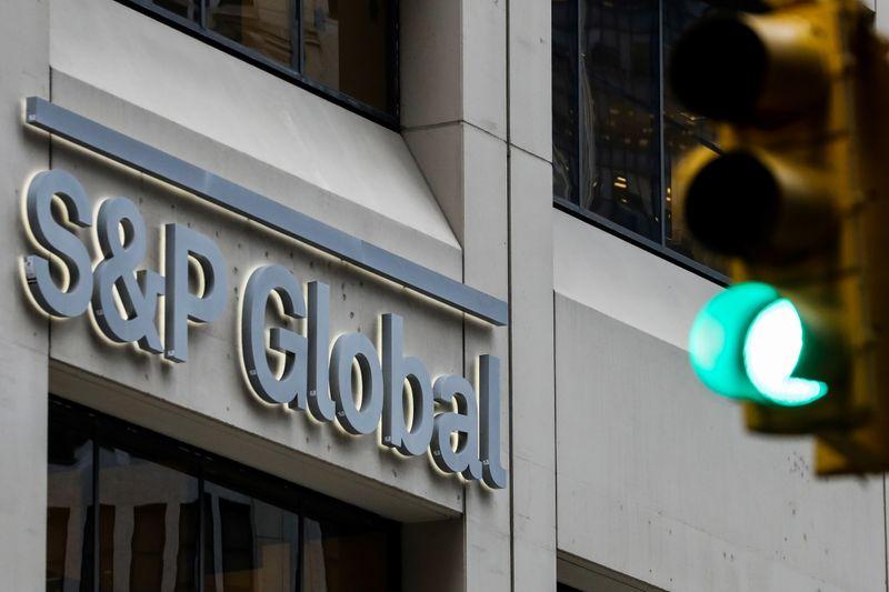 © Reuters. S&P VA RACHETER IHS MARKIT POUR 44 MILLIARDS DE DOLLARS