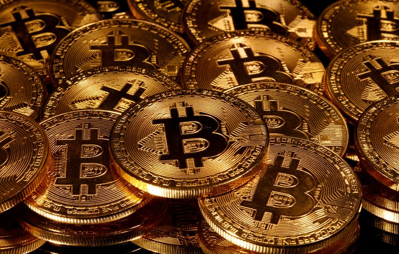 Bitcoin hits all-time record as 2020 rally power on