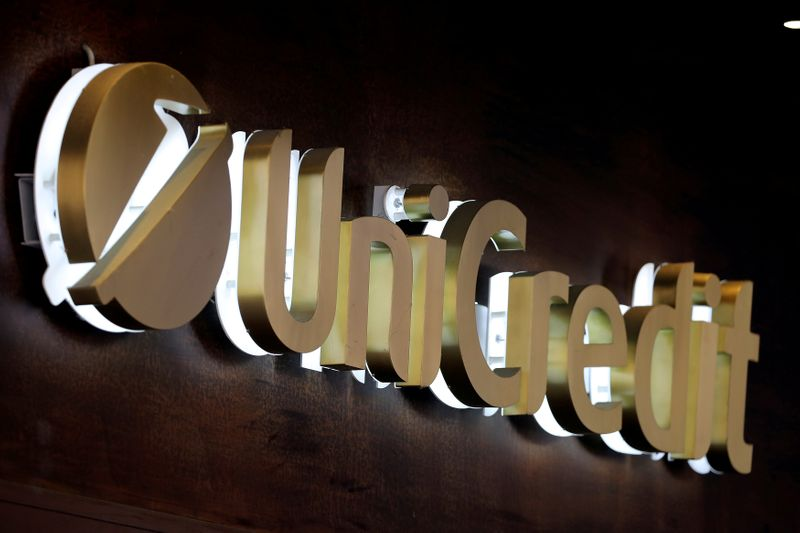UniCredit shares sink at open after CEO says to step down