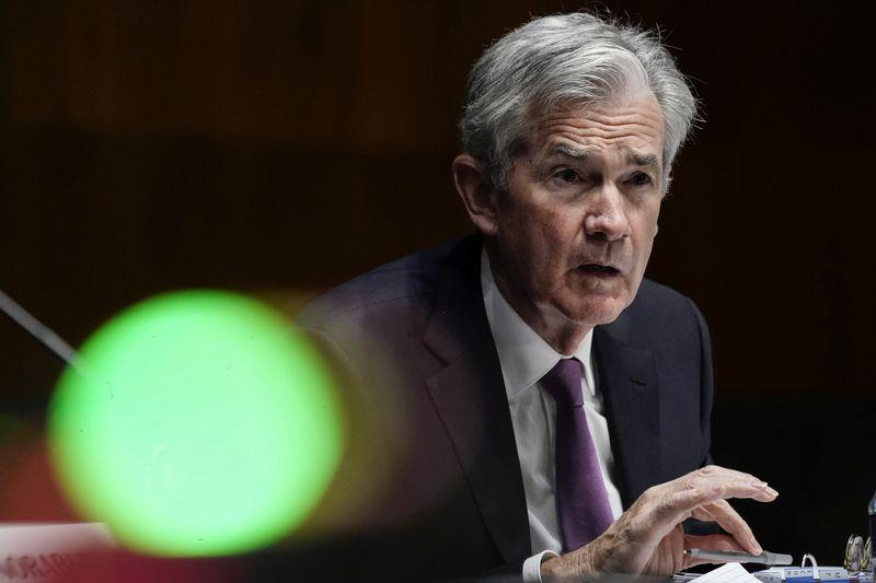 © Reuters. USA: LA FED S'ATTEND À DES MOIS DIFFICILES