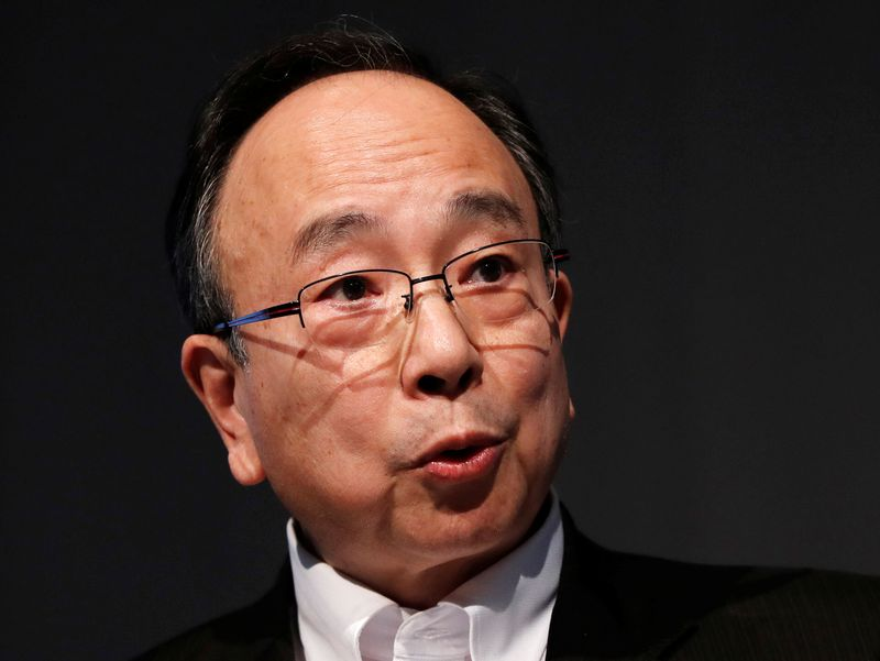 BOJ ready to extend aid for pandemic-hit firms, deputy governor says