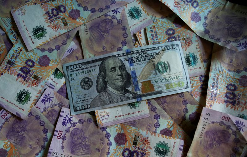 Analysis: Argentina's flow of trade dollars clogged by devaluation fears