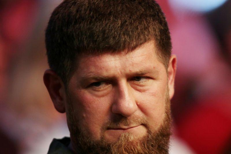США ввели санкции против главы Чечни Кадырова