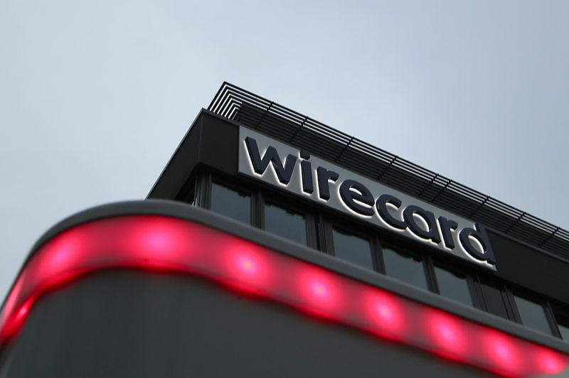 © Reuters. FILE PHOTO: The headquarters of Wirecard AG, an independent provider of outsourcing and white label solutions for electronic payment transactions is seen in Aschheim