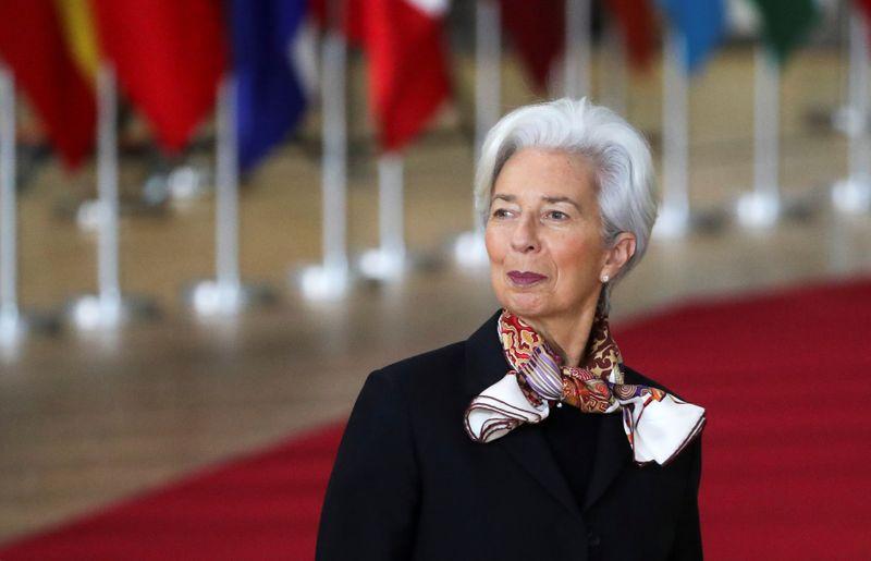 © Reuters. LAGARDE ARRACHE UN COMPROMIS FACE AUX