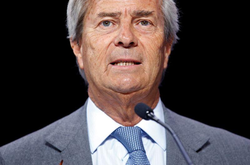 Italy prosecutors wrap up probe into Vivendi's Bollore in Mediaset case
