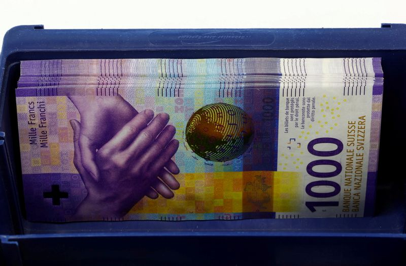Analysis-U.S. currency manipulator tag for Switzerland unlikely to deter FX approach