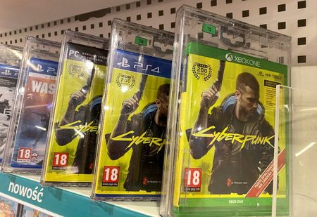 Sony pulls Cyberpunk 2077 from PlayStation Store in blow to CD Projekt By Reuters