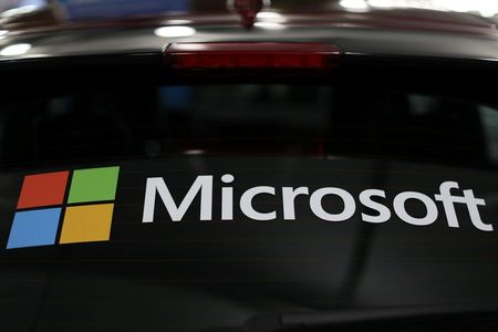 Microsoft working on in-house chips for its servers, PCs By Reuters