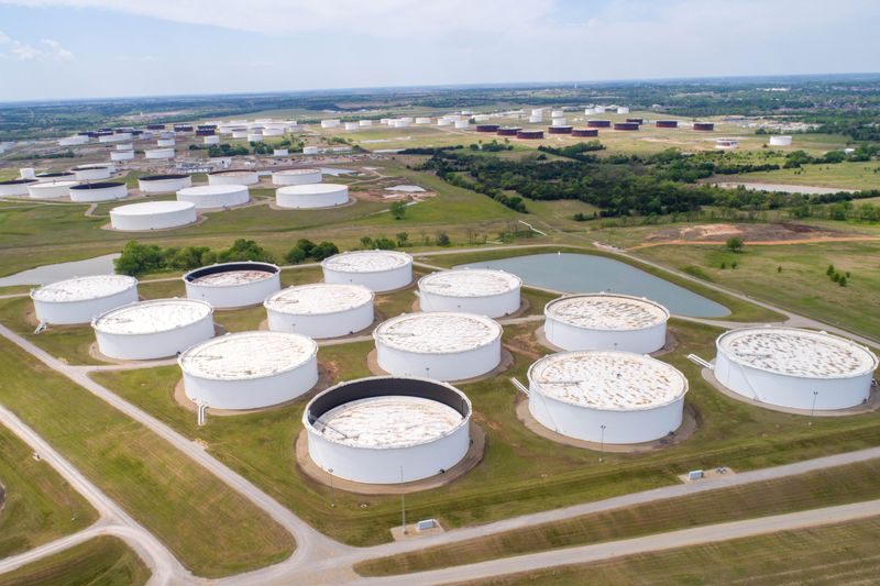 Oil falls $3 as new virus strain prompts demand worries