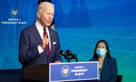 Biden gets coronavirus vaccine as U.S. inoculation effort mounts By Reuters