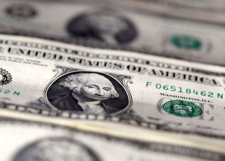 Dollar whipsaws as virus mutation rattles traders By Reuters