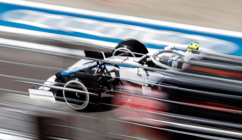 © Reuters. FOTO DE ARCHIVO: Gran Premio de Rusia de Fórmula Uno 2020