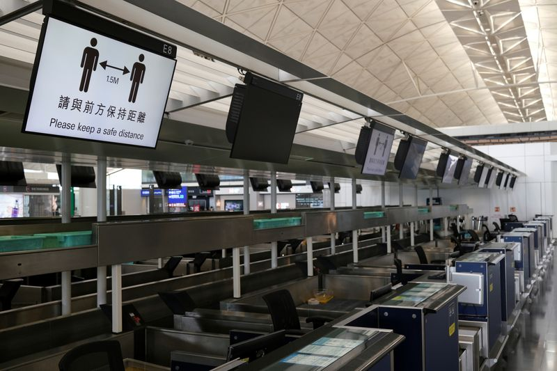 Hong Kong imposes 21-day quarantine for visitors, adds South Africa to banned list