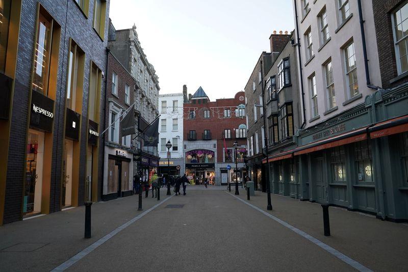 Ireland confirms UK coronavirus variant present
