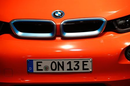 BMW aims for 20% of its vehicles to be electric by 2023 -paper By Reuters