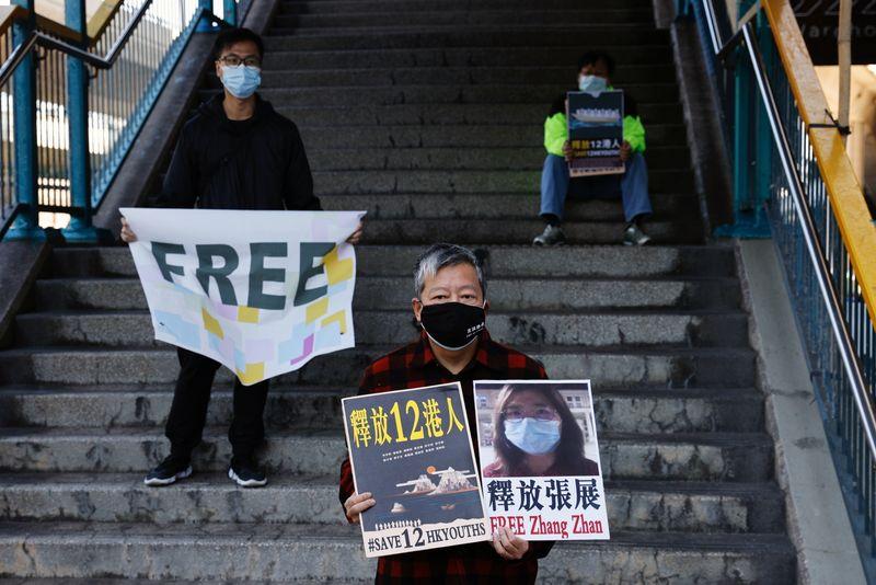 Quatre ans de prison pour une journaliste-citoyenne chinoise ayant couvert l'épidémie à Wuhan