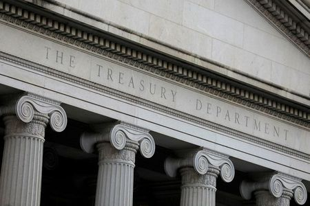 Treasury checks to individuals could start this week, senior official says By Reuters