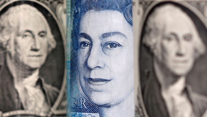 Dollar languishes amid pandemic aid optimism, pound meanders
