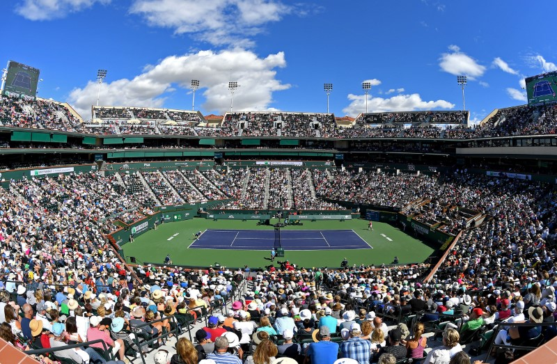 Tennis-Indian Wells postponed due to COVID-19 concerns