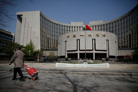 China to expand scope of legislation targeting money laundering, terrorism financing- PBOC By Reuters