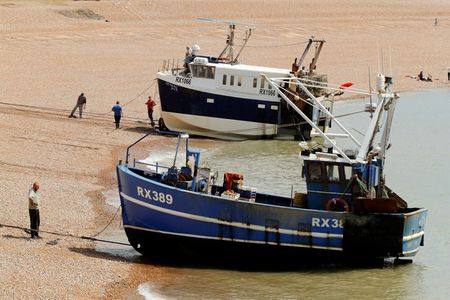 'Boris the betrayer' has swindled us over Brexit, England's fishermen say By Reuters