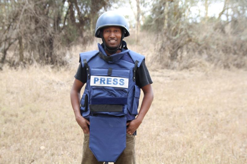 Reuters cameraman detained in Ethiopia has seen no evidence against him, lawyer says