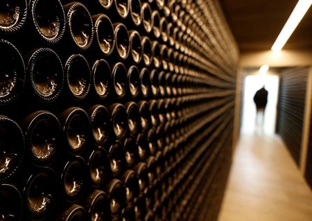 """French wine exporters say U.S. wine taxes a """"sledgehammer"""" to sector By Reuters"""