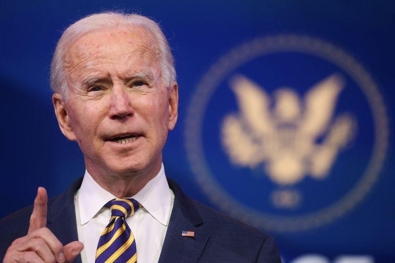 EU wants swift resolution of aircraft dispute with Biden