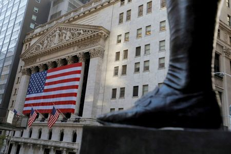 Wall Street set to end pandemic year on strong note By Reuters