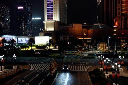 Macau's gambling revenues drop 65.8% in December, 79.3% in 2020 By Reuters