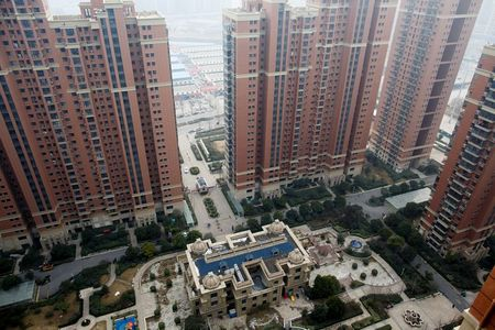 China December new home prices slow, private survey shows By Reuters
